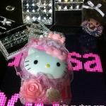 เคสกันรอย เฮลโหล คิตตี้ (Hello Kitty) สำหรับ iPhone 5/5s