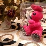 ตุ๊กตาหมี มินิโน๊ตบุ๊คคอมพิวเตอร์ USB ลำโพงสเตอริโอขนาดเล็ก 3 สี