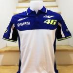 เสื้อขี่มอเตอร์ไซค์โปโล MotoGP Yamaha Polo