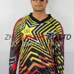 เสื้อขี่มอเตอร์ไซค์ FOX MC-007 ไซน์ M,L