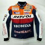 เสื้อการ์ดขี่มอเตอร์ไซค์ Honda Repsol ยกเลิก