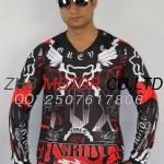 เสื้อขี่มอเตอร์ไซค์ FOX MC-016 ไซน์ M,L