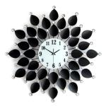 นาฬิกาแขวนผนัง - ประดับด้วยคริสตัล สวยหรู สไตล์ยุโรป (Pre)
