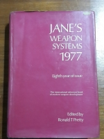 Jane's Weapon Systems 1977 Edited By Ronald T Pretty