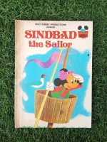 WALT DISNEY PRODUCTIONS : SINDBAD the Sailor