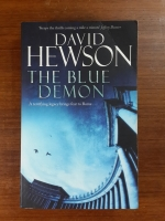 THE BLUE DEMON : DAVID HEWSON