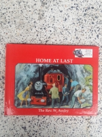 HOME AT LAST THE REEV.W.AWDRY GROLIER