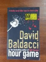 HOUR GAME : DAVID BALDACCI