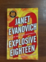 EXPLOSIVE EIGHTEEN : JANET EVANOVICH