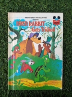 WALT DISNEY PRODUCTIONS : BRER RABBIT Gets Tricked