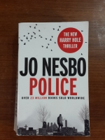 POLICE : JO NESBO