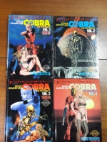 SPACE ADVENTURE COBRA THE PSYCHOGUN (4 เล่มจบ) / BUICHI TERASAWA