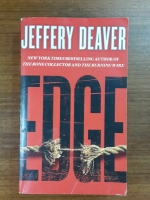 EDGE : JEFFERY DEAVER