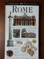 EYEWITNESS TRAVEL GUIDES : ROME