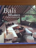 Bali Modern The Art Tropical Living