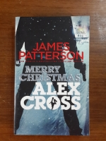 MERRY CHRISTMAS, ALEX CROSS : JAMES PATTERSON