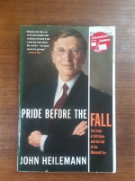 PRIDE BEFORE THE FALL : JOHN HEILEMANN
