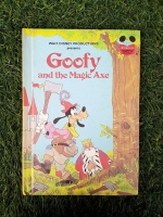 WALT DISNEY PRODUCTIONS : Goofy and the Magic Axe