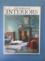 THE WORLD OF INTERIORS : FEBRUARY 2009