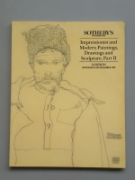 SOTHEBY'S London : Impressionist and Modern Paintings,Drawings and Sculpture,Part II 2nd December 1992