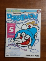 Doraemon : English-Thai Comics Volume 5