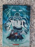 AMULET ESCAPE FROM LUCIEN / SCHOLASTIC