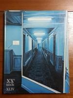 XX Siècle. Panorama 75*. Le réel imaginaire: du corps à l'objet. Nouvelle série, XXXVII Année, N. 44, Juin 1975