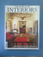 THE WORLD OF INTERIORS : MARCH 2009