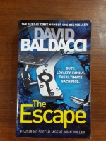 THE ESCAPE : DAVID BALDACCI
