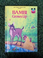 WALT DISNEY PRODUCTIONS : BAMBI Grows Up