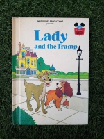 WALT DISNEY PRODUCTIONS : Lady and the Tramp