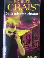 ROBERT CRAIS : Deux minutes chrono