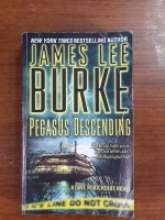 PEGASUS DESCENDING : JAMES LEE BURKE