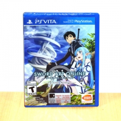 PSVita Sword Art Online: Lost Song Zone 1 US / English