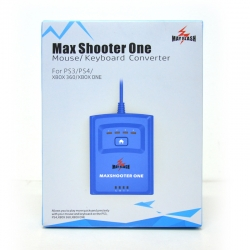 MAYFLASH Max Shooter One Keyboard and Mouse Adapter // 1890.- Free EMS