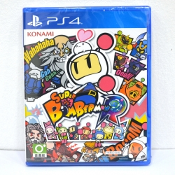 PS4™ Super Bomberman R Zone Asia / English (PLAS-10149) ราคา 1290.-