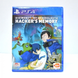 PS4™ Digimon Story Cyber Sleuth: Hacker's Memory Zone 3 Asia/ English ราคา 1890.-