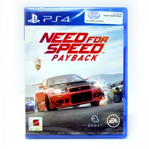 PS4™ Need for Speed Payback Zone 3 Asia / English ราคา 1890.- *ส่งฟรี*
