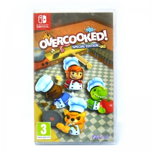 Nintendo Switch™ Overcooked Zone 2 EU / English ราคา 1490.-