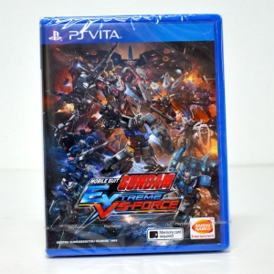 PS Vita™ Mobile Suit Gundam: Extreme VS Force (English) Zone 3 Asia / Voice: JP, Subtitle: EN
