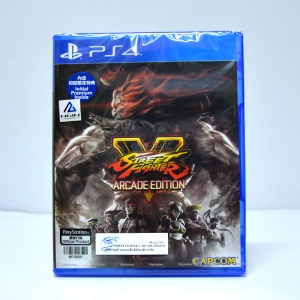 PS4™ Street Fighter V: Arcade Edition Zone 3 Asia / English ราคา 1490.-