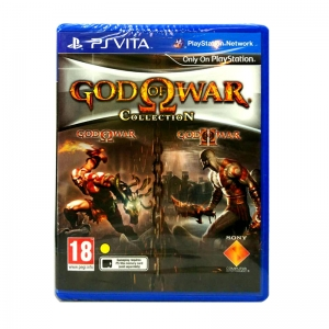 PS Vita™ God of War Collection 【ก๊อดออฟวอร์】 Zone 2 EU / English