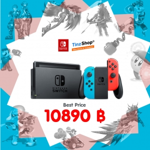 Nintendo Switch™ Neon Blue / Neon Red@10890. Best Price!!
