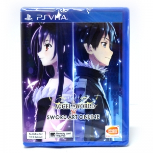 PS Vita™ Accel World VS. Sword Art Online Zone 3 Asia, English ราคา 1790.- ส่งฟรี EMS