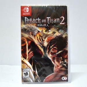 Nintendo Switch™ Attack on Titan 2 Zone US / English ราคา 1890.-