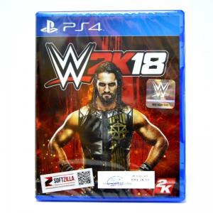PS4™ WWE 2K18 Zone 3 Asia / English ราคา 1890.- ** ส่งฟรี