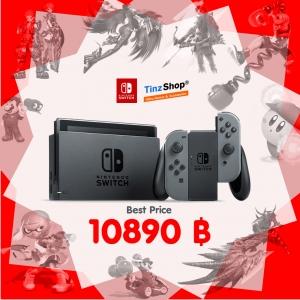 Nintendo Switch™ (Gray) ราคา 10890.- Best Price!