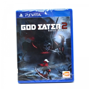 PS Vita™ God Eater 2: Rage Burst Zone 3 Asia / English