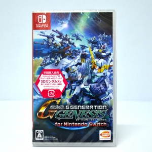Nintendo Switch™ SD Gundam G Generation Genesis Zone JP / Japanese ราคา 1990.-