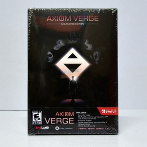 Nintendo Switch™ Axiom Verge [Multiverse Edition] Zone US / English ราคา 1590.-